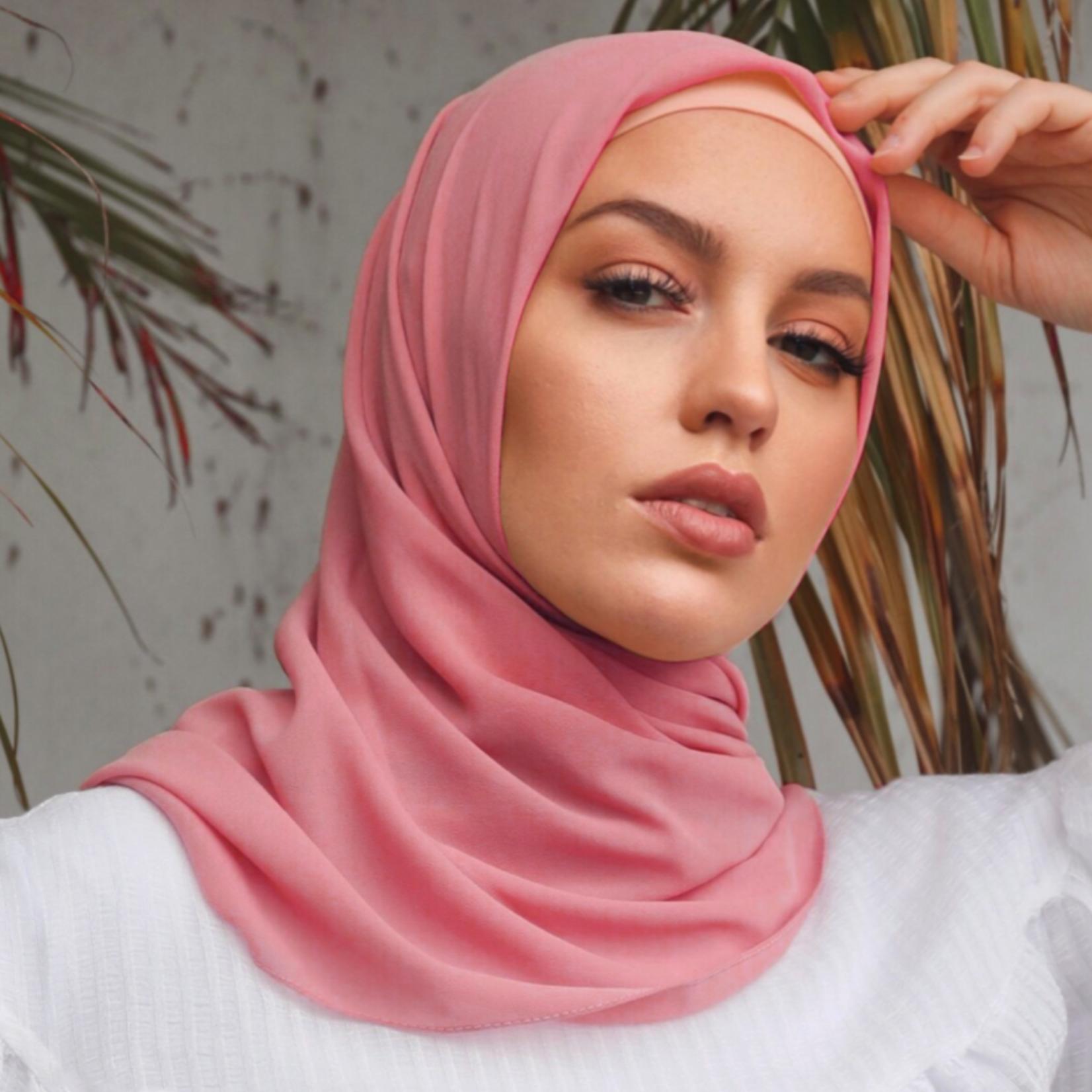 Nasiba Fashion Rose Scarf
