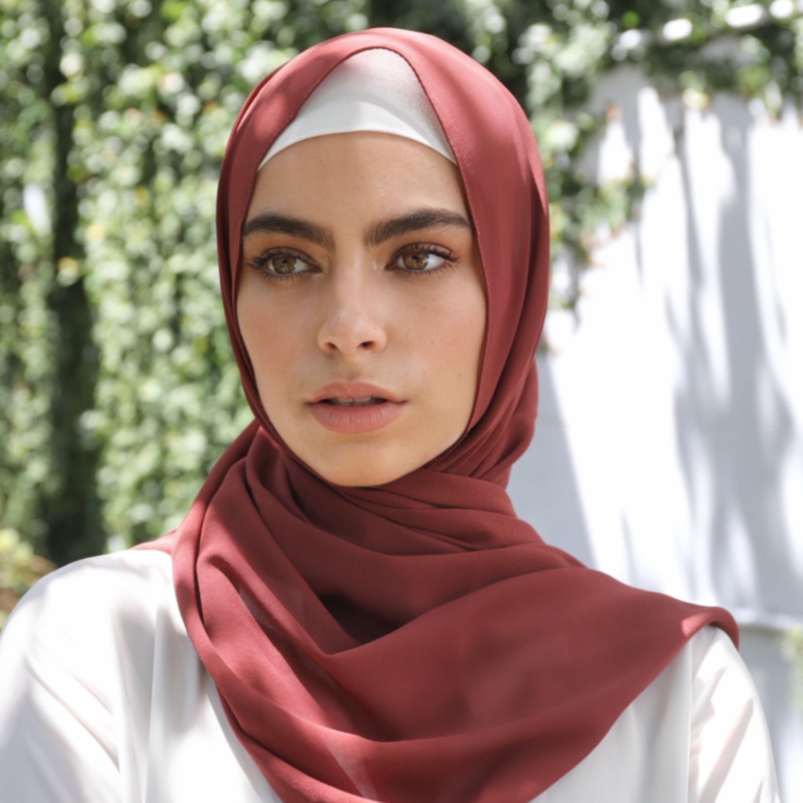 Nasiba Fashion Syrup LRG scarf