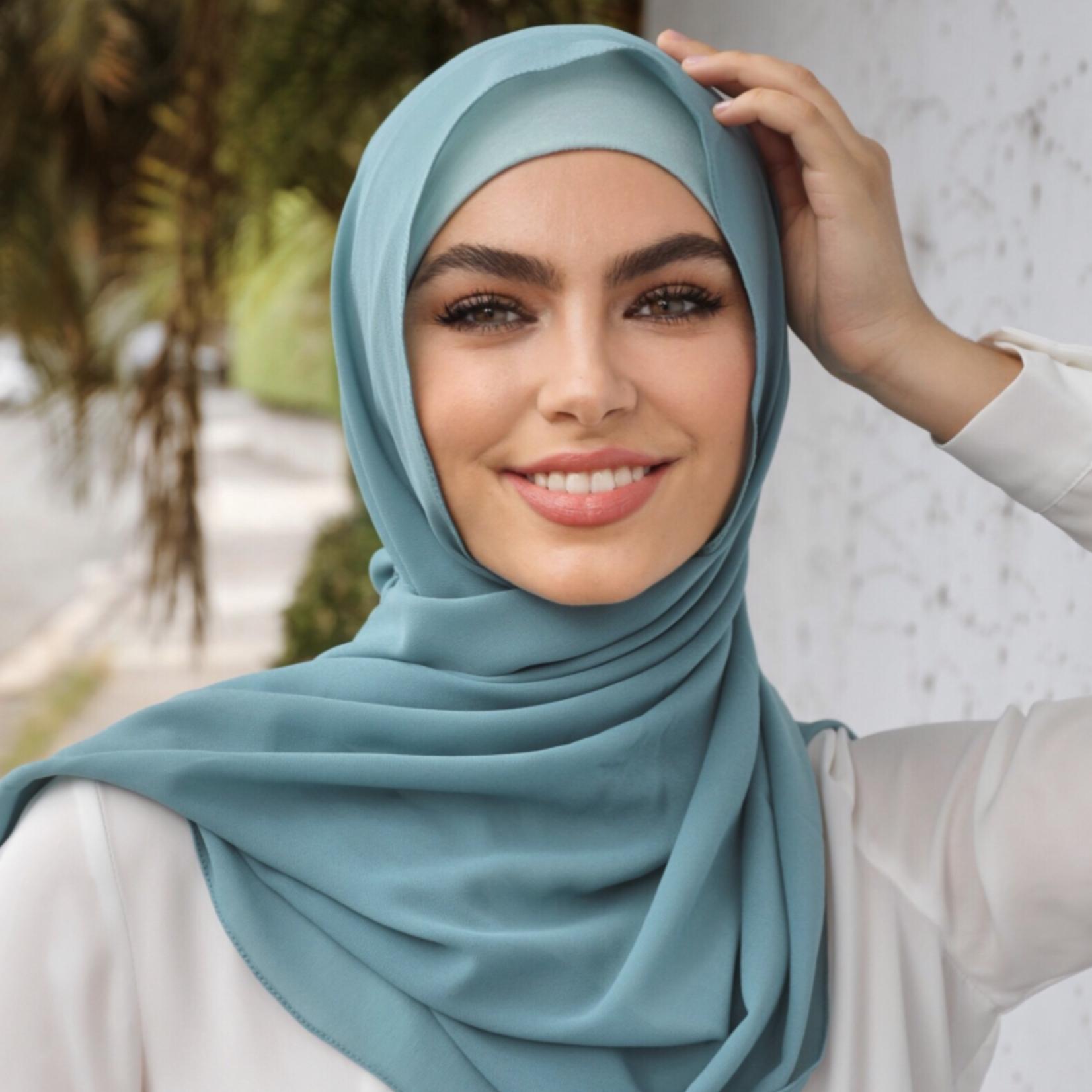 Nasiba Fashion Shawl Turkish
