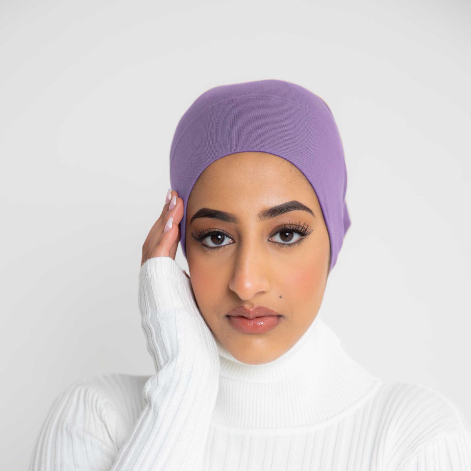 Nasiba Fashion Headband Periwinkle