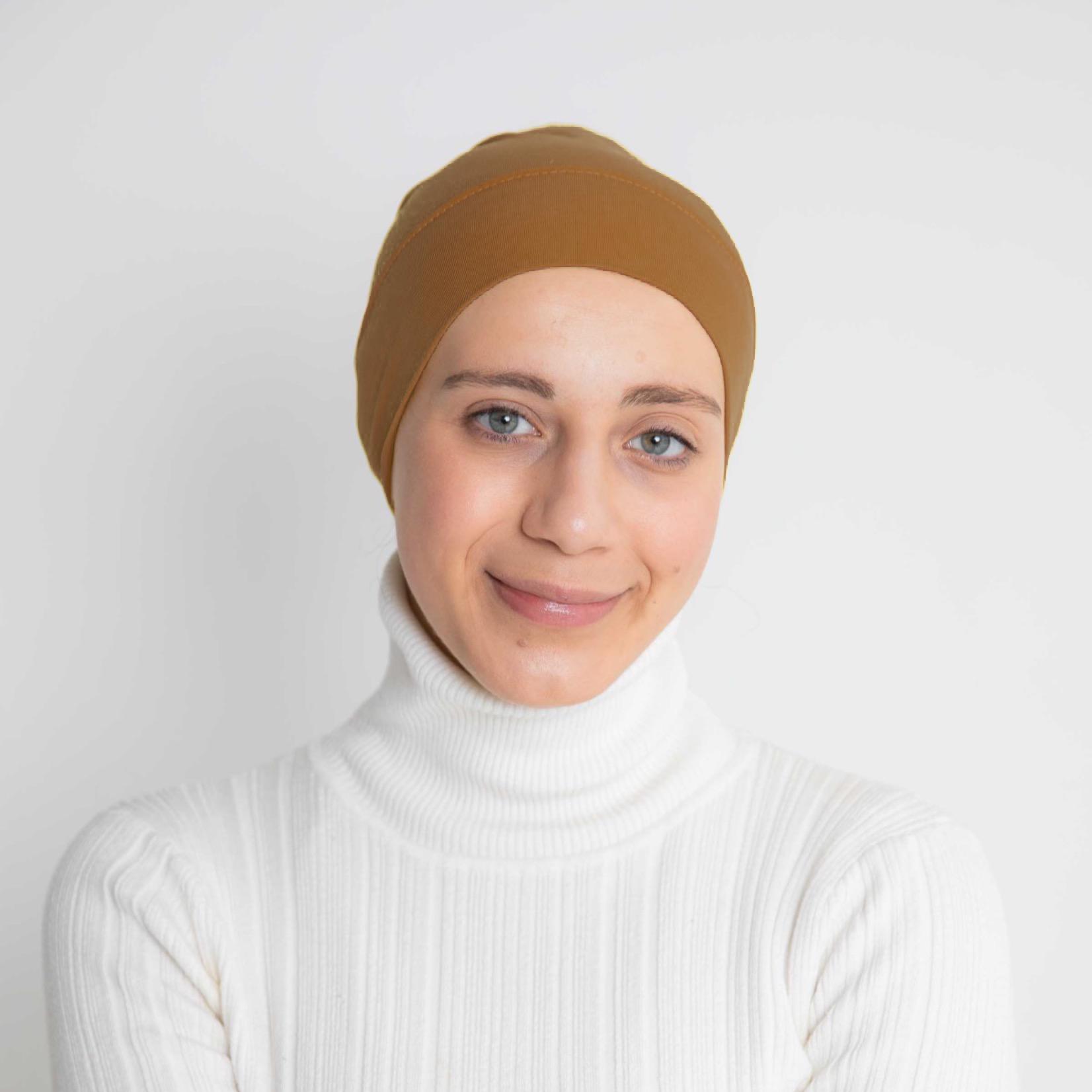 Nasiba Fashion Headband Clay