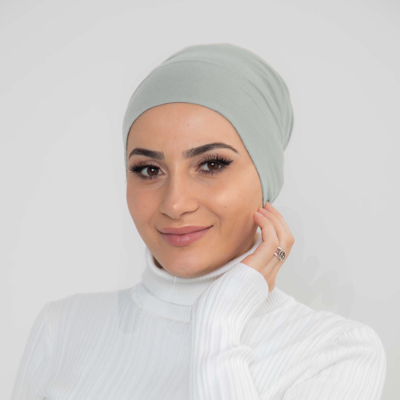 Nasiba Fashion Headband Light grey