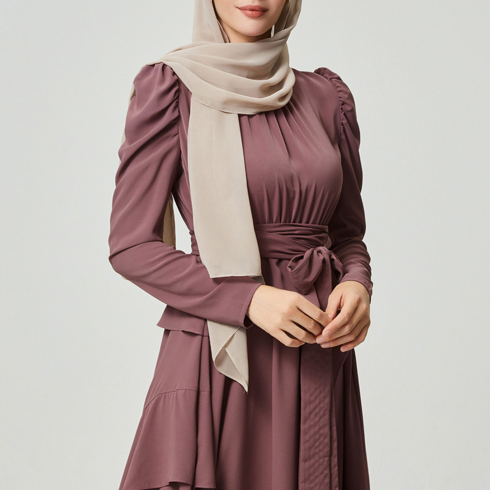 Hijab House Heather Draped Dress