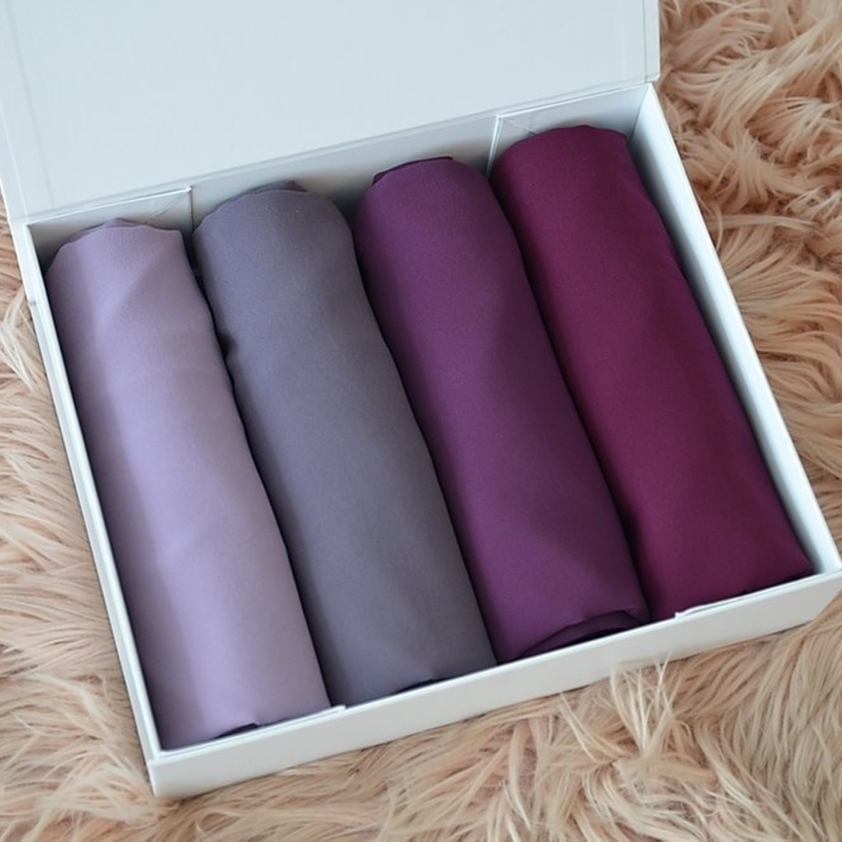 Nasiba Fashion Amethyst Luxe Box