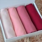 Nasiba Fashion Pretty in Pink Luxe Box