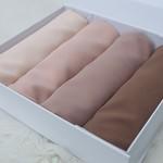 Nasiba Fashion Earthy Nude Luxe Box