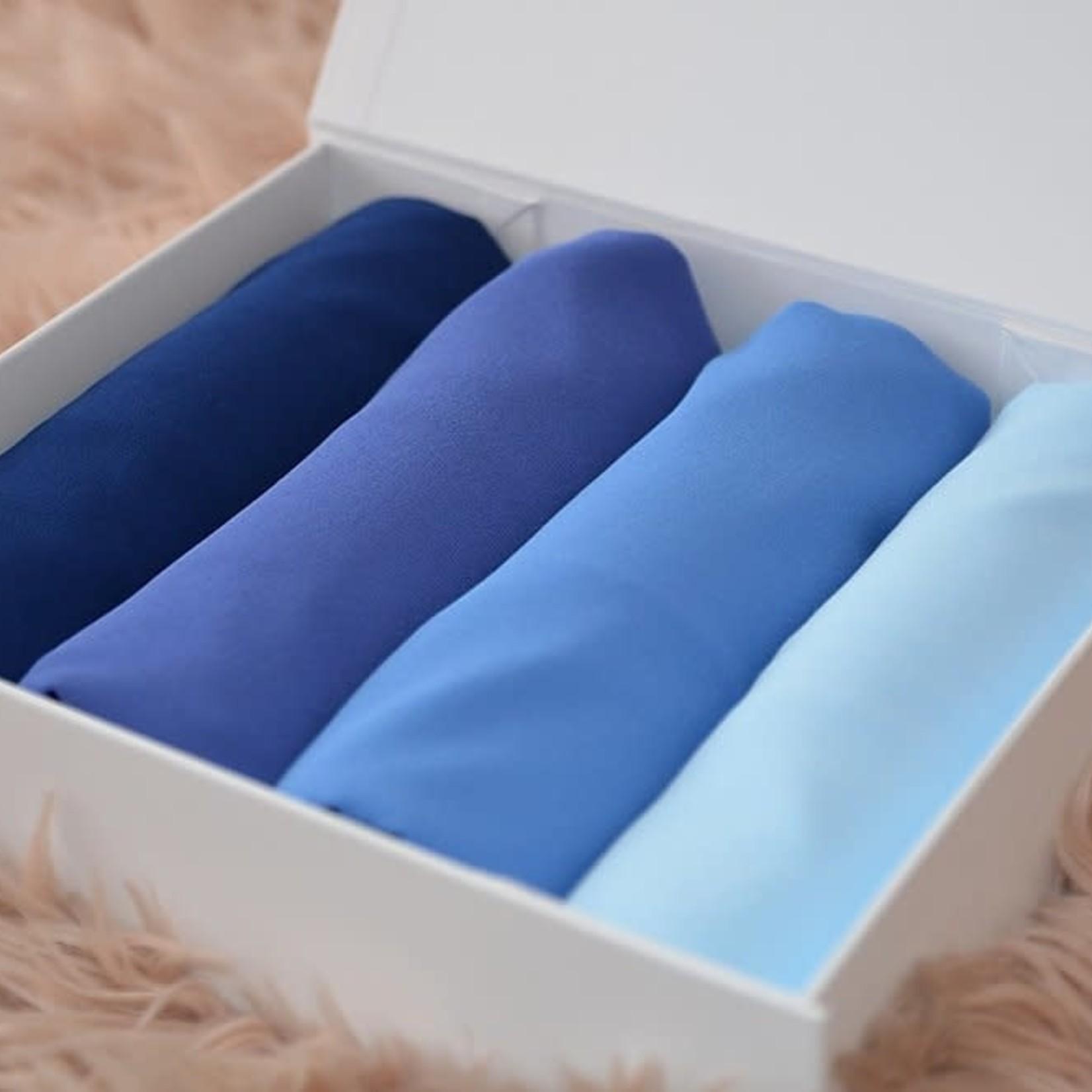 Nasiba Fashion Ocean Blues Luxe Box