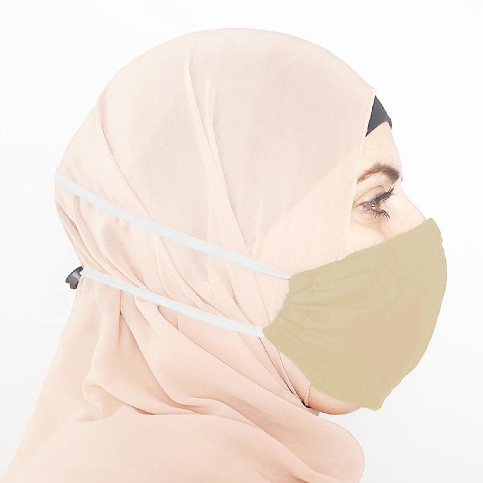 Nasiba Fashion Mask Nude
