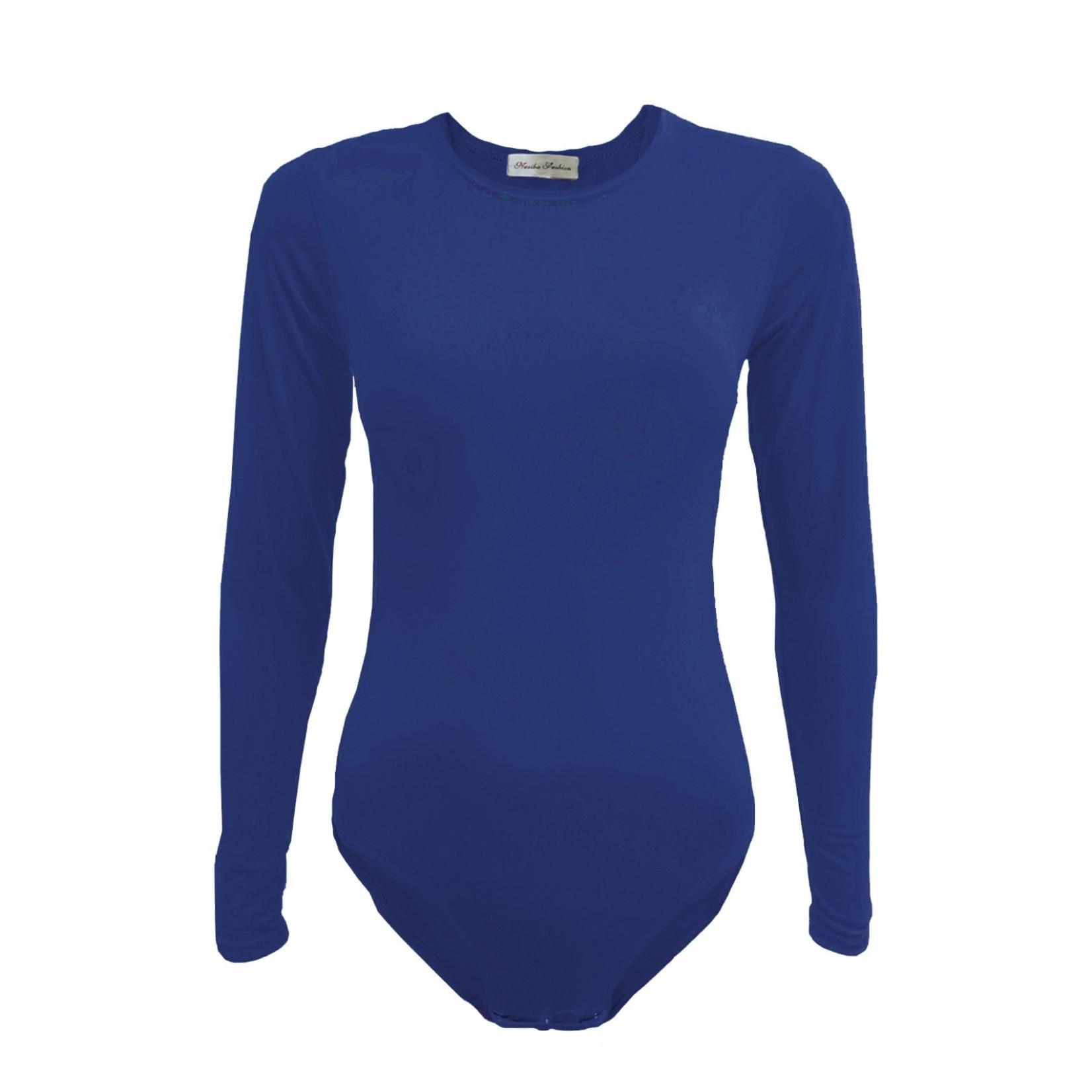 Nasiba Fashion Mid Blue Bodysuit