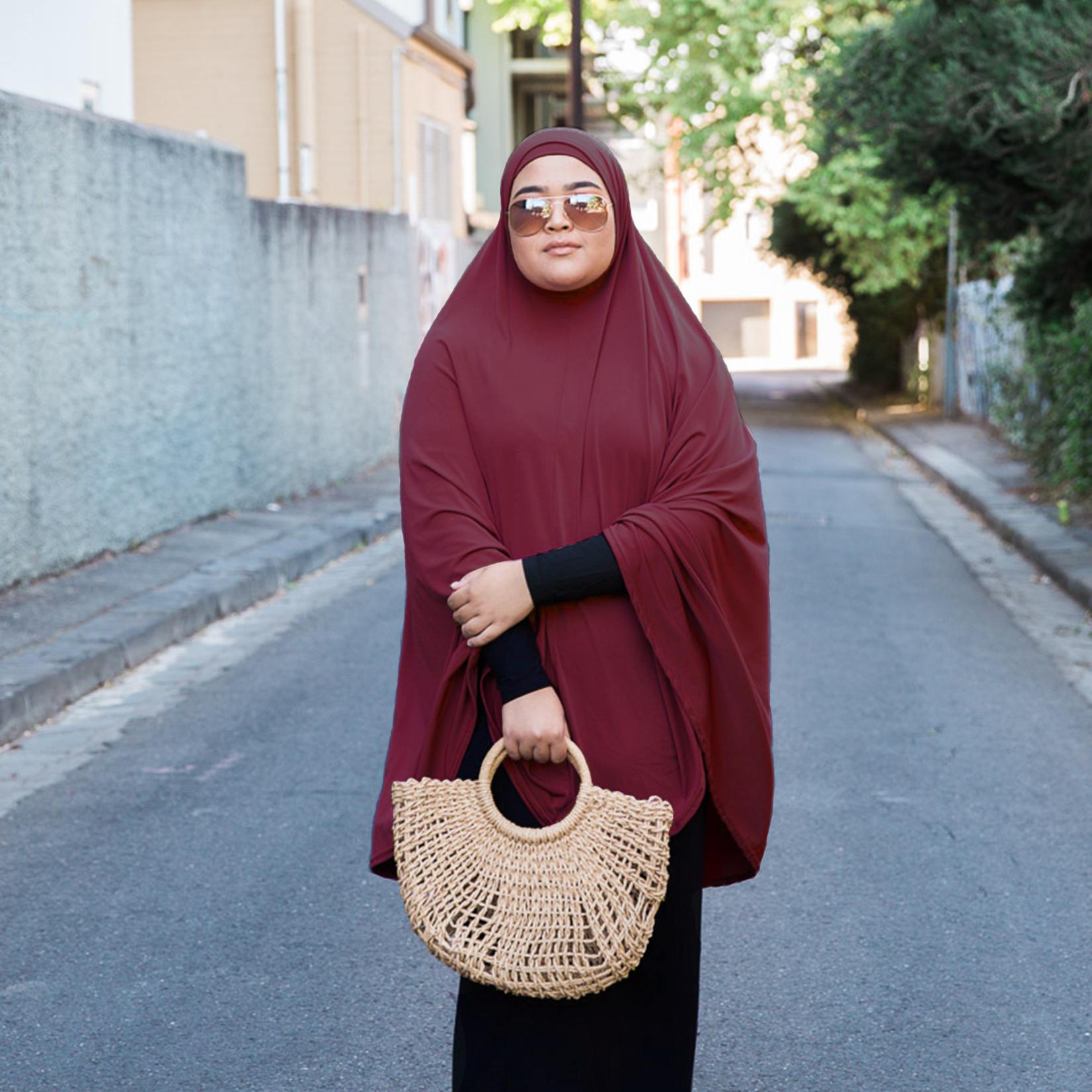 Nasiba Fashion Sangria Jilbab