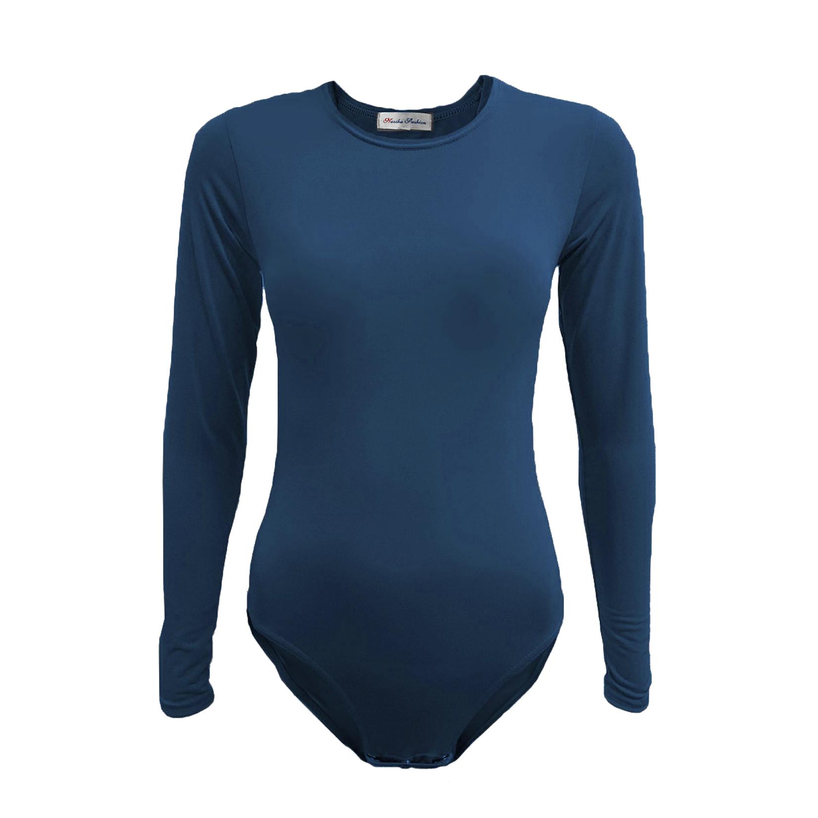 Nasiba Fashion Galaxy Blue Bodysuit