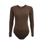 Nasiba Fashion Brunette Bodysuit