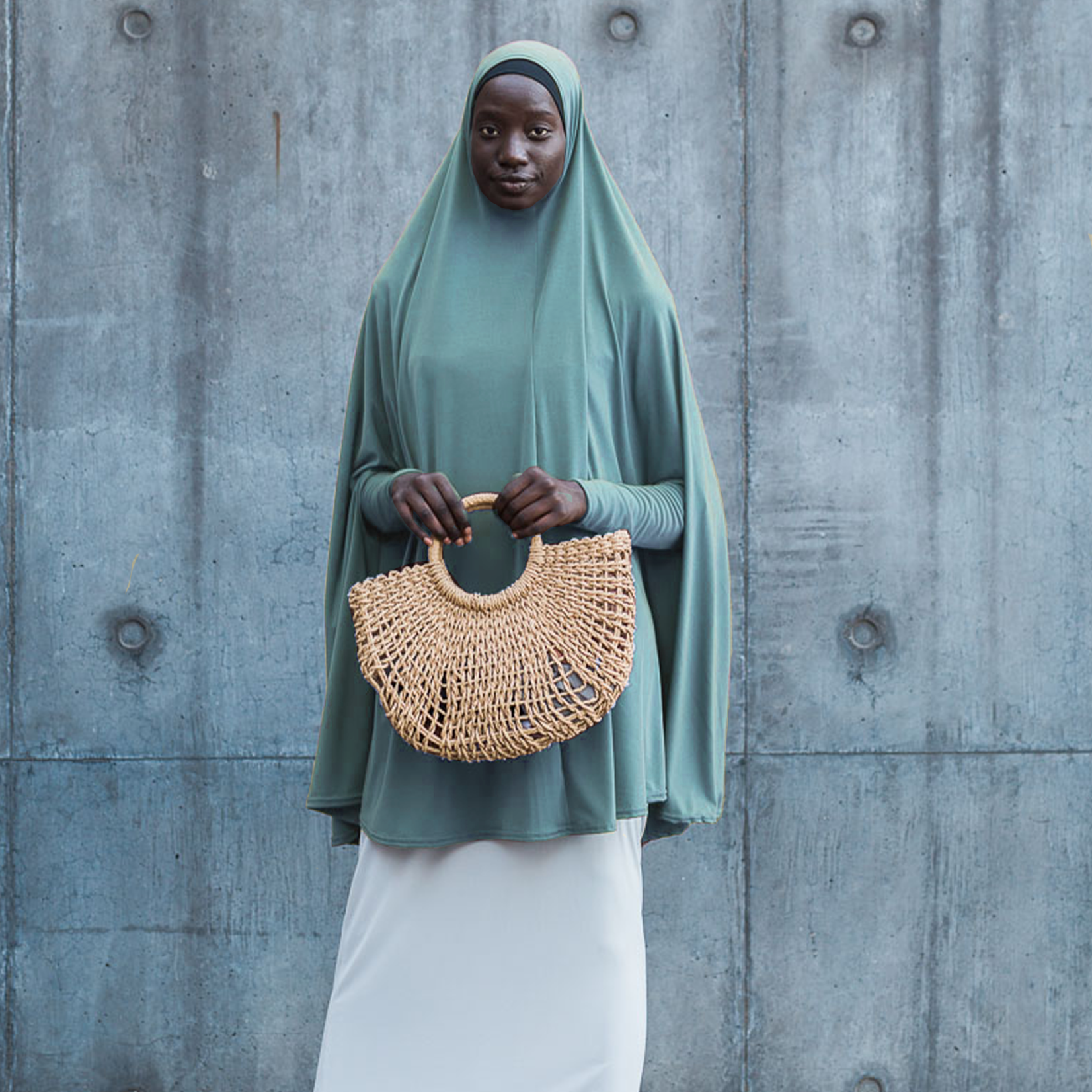 Nasiba Fashion Arona Jilbab Sleeves