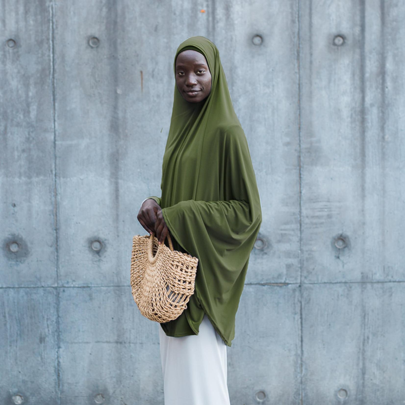 Nasiba Fashion Kelp Forest Jilbab