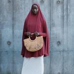 Nasiba Fashion Sangria Jilbab Sleeves