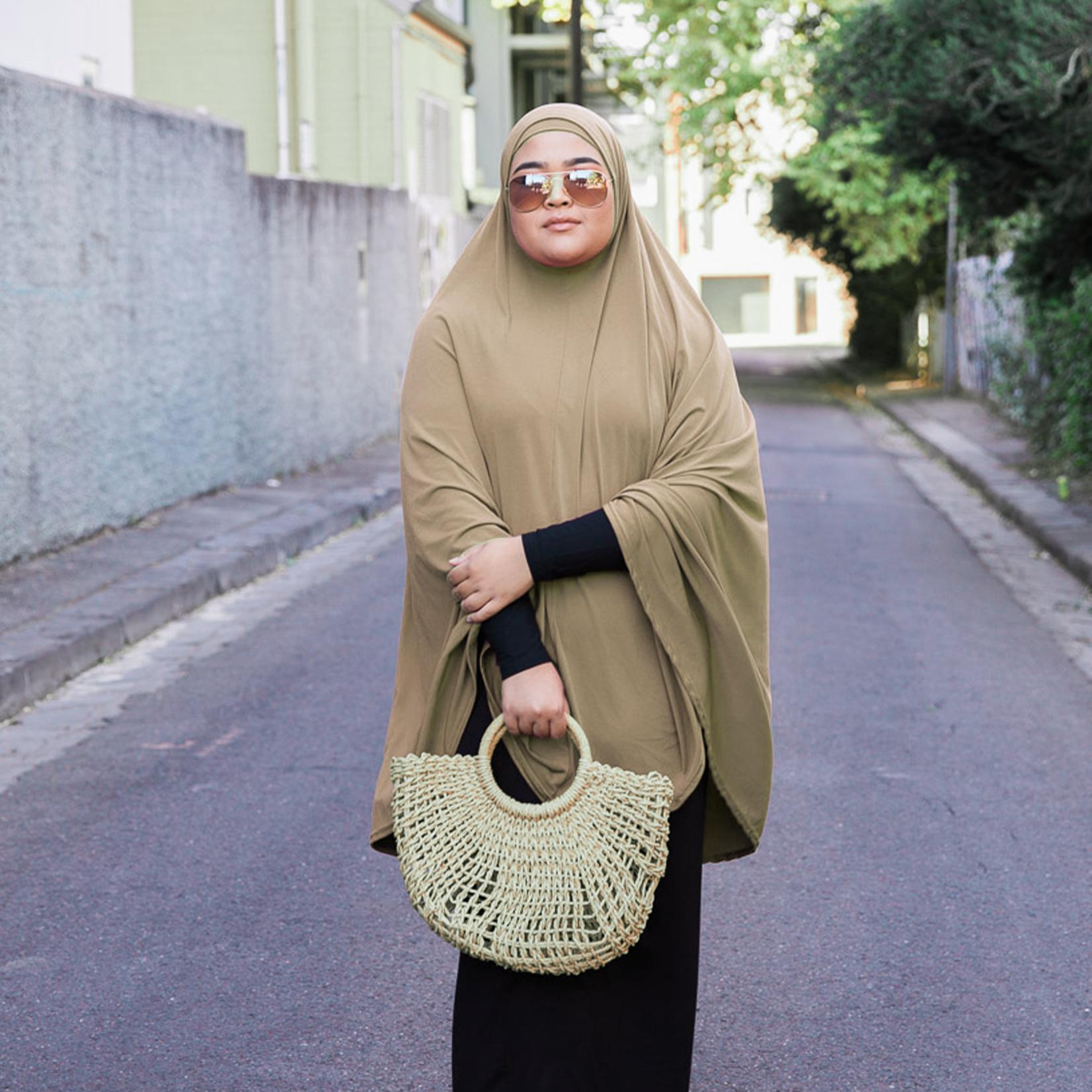 Nasiba Fashion Chinchilla Jilbab