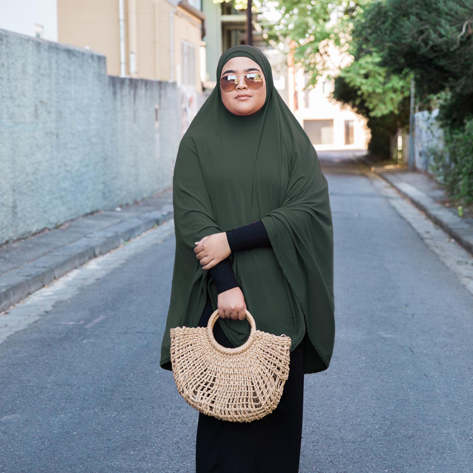 Nasiba Fashion Balsam Green Jilbab