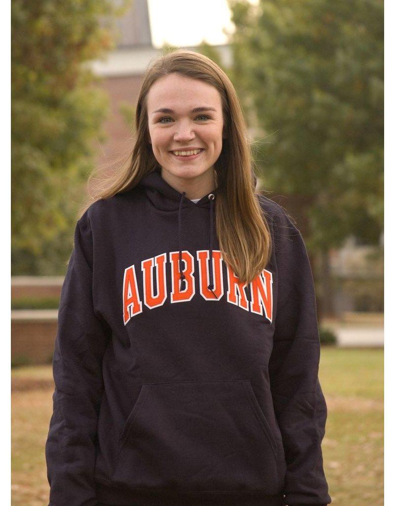 Champion Champion Arch Auburn Embroidered Fleece Hoodie