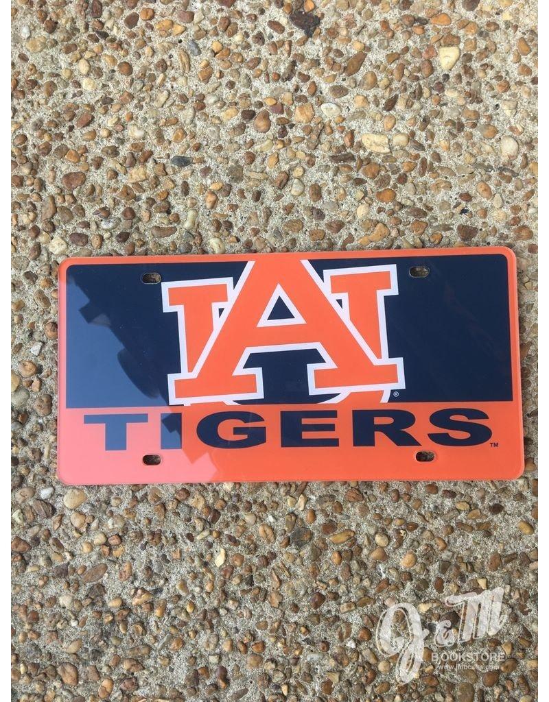 Stockdale Jumbo AU Tigers Acrylic Plate