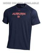 Under Armour Auburn Tigers AU Tech T-Shirt
