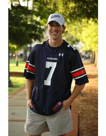 Under Armour Under Armour #7 Sideline Football Jersey