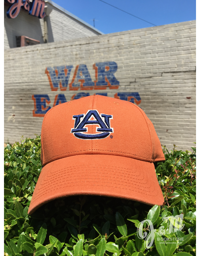 The Game Classic AU on Vintage Orange Adjustable Hat