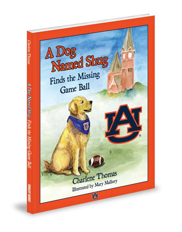 Mascot Books Thomas - Dog Named Shug Finds the Missing Game Ball