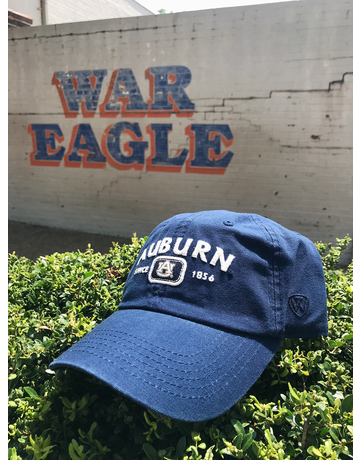 Top of the World Auburn Since 1856 AU Intellect Hat, Navy