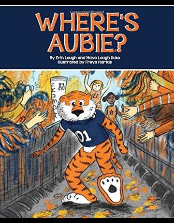 Mascot Books Where's Aubie