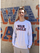 MV Sport Classic War Eagle Wall Long Sleeve T-Shirt