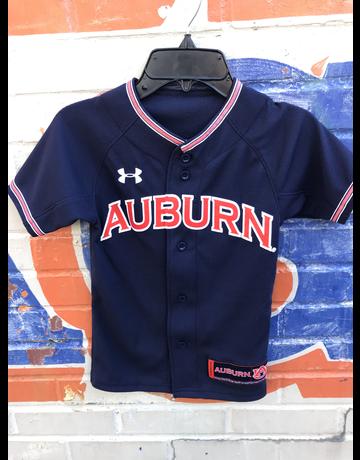 Under Armour Youth Classic Auburn Baseball Jersey