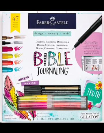 Faber Castell Gelatos Bible Journaling Kit