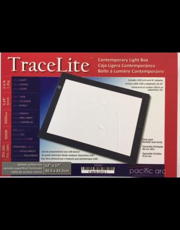 "Pacific Arc Light Pad Ultra-Slim 3/8"" thick 12""x17"" LED"