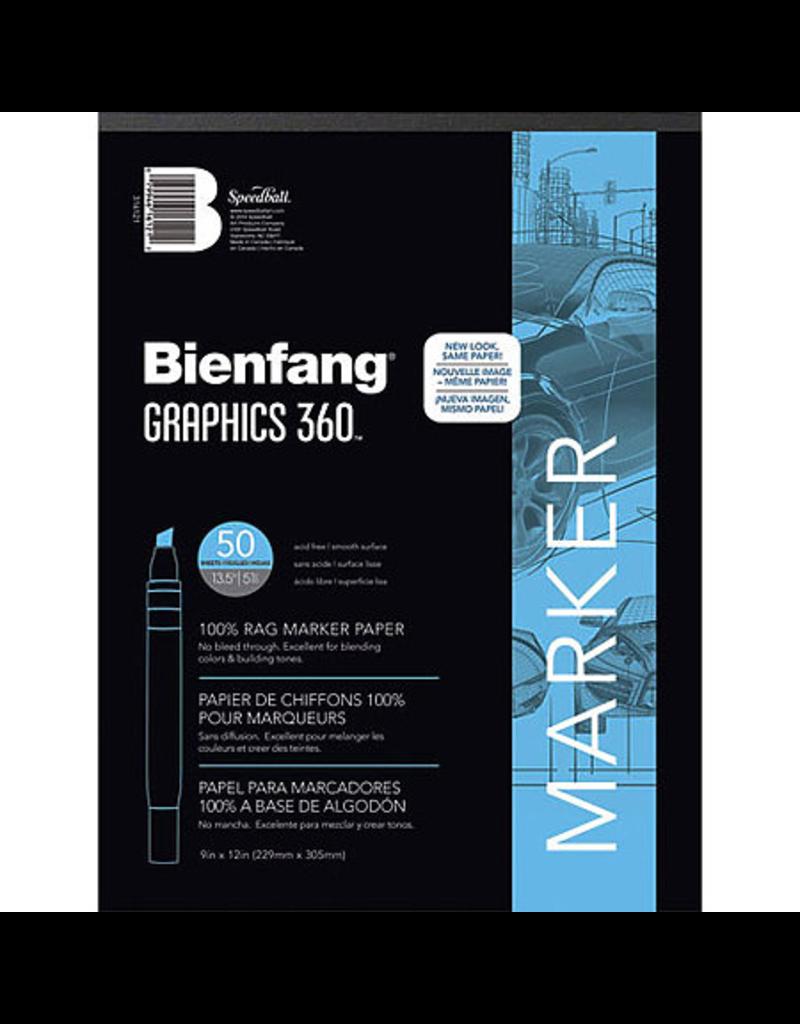 Bienfang Graphics 360 Marker Pad 19x24