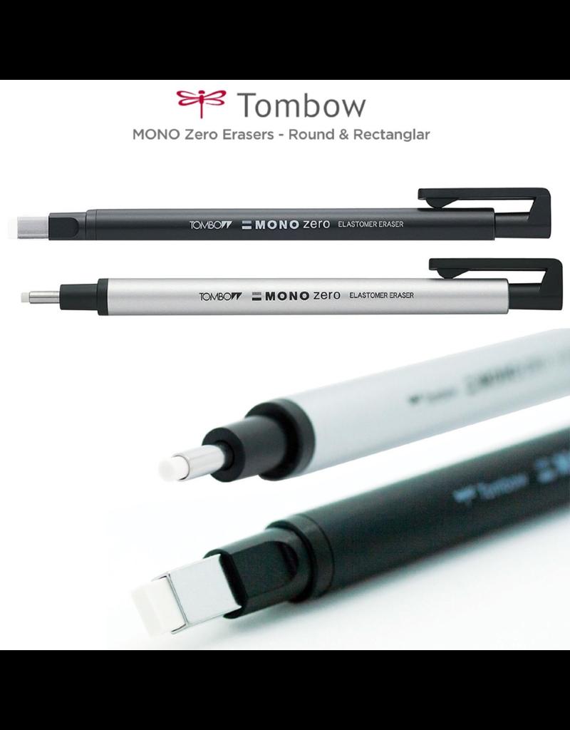 Tombow Mono Japan Zero Eraser Stk Round