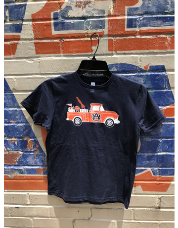 Little King AU Tailgate Truck Youth T-Shirt