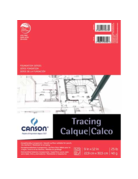 Canson Tracing Pad #25 9X12 50Sh