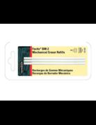 MacPherson Factis Pen Style Eraser Refills, 3 Pieces, Carded