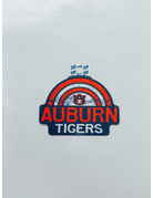 Blue 84 Orange/White Rainbow Auburn Tigers Decal