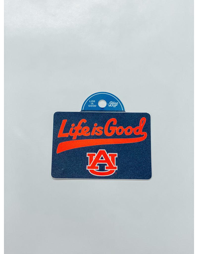 Blue 84 Life is Good Vintage Sweep AU Decal