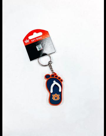 Aminco AU Flip Flop Keychain