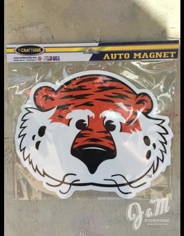 "Craftique 12"" Aubie Head Magnet"