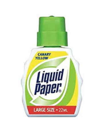 Sanford Liq Paper Wht All Purpose