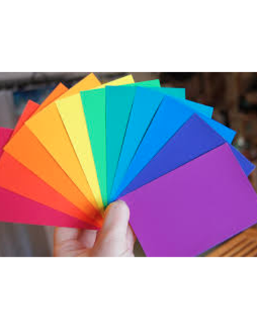 Color-aid Color-aid hues packet 6x8
