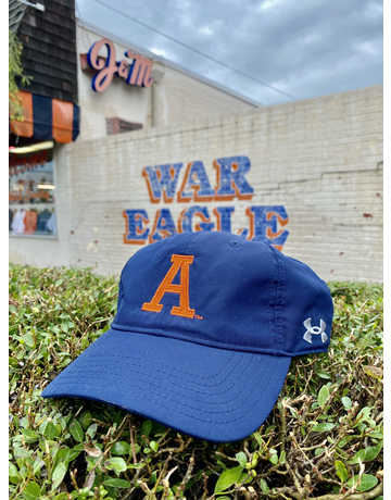 Under Armour Under Armour Classic A Navy Throwback Hat