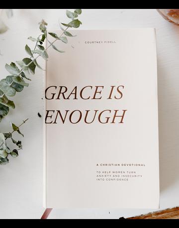 Penguin Random House LLC Grace is Enough Devotional Book