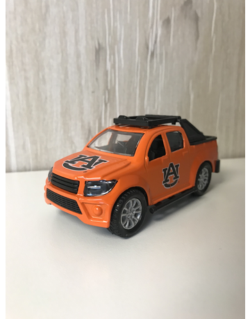 Nisha Auburn Pull Back Team Truck Toy