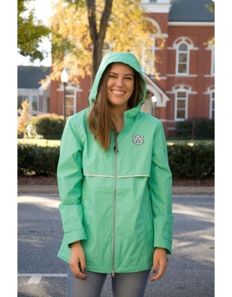 Charles River AU Womens Rain Jacket