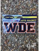 """Craftique WDE 6"""" Magnet"""
