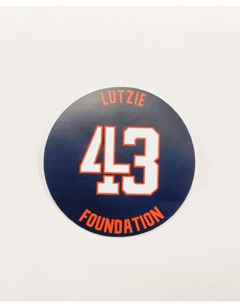 Lutz Foundation Lutz Foundation 43 decal